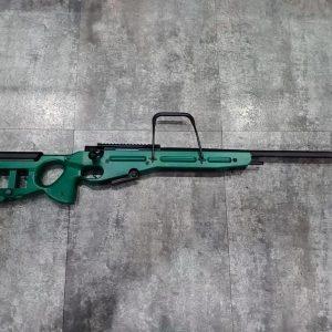Snow Wolf SV98 空氣動力手動槍機步槍 (軍綠色) SW-025-SV98-OD