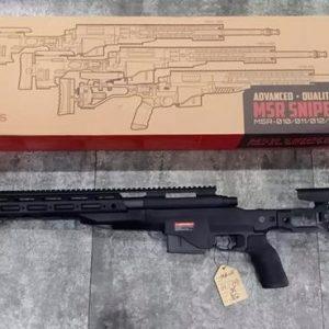ARES M40-A6 空氣狙擊槍 黑色 MSR-026