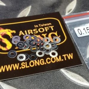 SLONG 神龍 30片裝 0.15mm 金屬墊片 SL00216