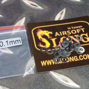 SLONG 神龍 30片裝 0.1mm 金屬墊片 SL00216B