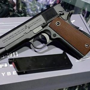 CYBERGUN COLT 授權 小馬刻字 WE 系統 1911 M1911 瓦斯槍