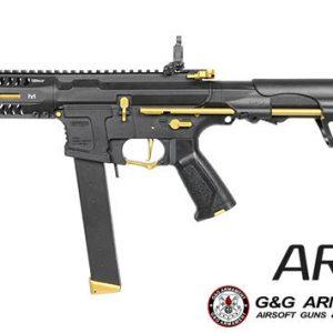 G&G 怪怪  ARP9 緊緻型電動槍 衝鋒槍 金色限量版 音爆大