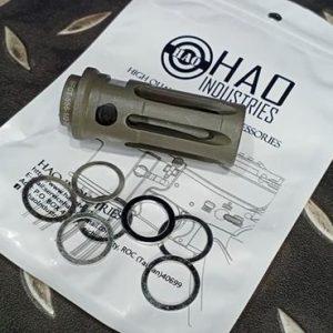 HAO SF 556 鋼製防火帽 逆14牙 HAO-04