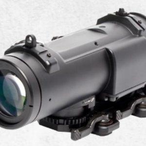 G&G 怪怪 火車頭狙擊鏡 1-4倍瞄鏡 防震 紅綠光瞄準鏡 G-12-022