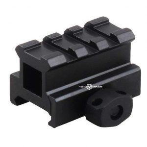 Vector Optics 維特 0.83吋 增高魚骨座 鏡座 SCRA-59