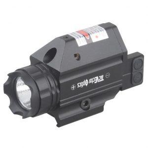 Vector Optics 維特 Doublecross 戰術手電筒+外紅點-SCRL-05