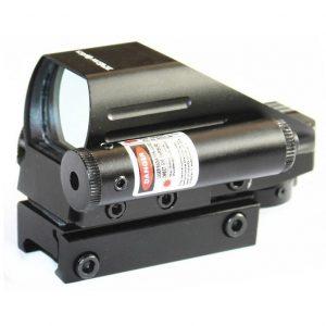Vector Optics 維特 Tomcat 防震防水防霧 內紅綠點+外紅點-SCRD-24RL