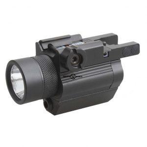 Vector Optics 維特 LED 防水防震 戰術手電筒+綠雷射-VSCGL-08