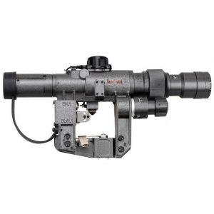 Vector Optics 維特 SVD 3-9x24E 防震防水防霧 狙擊鏡-SCFF-16