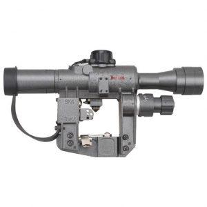 Vector Optics 維特 SVD Style 4x24E 防震防水防霧狙擊鏡-SCFF-15