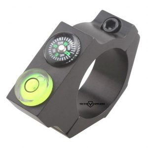 Vector Optics 維特 25.4mm 外接水平儀 帶指南針-SCACD-06