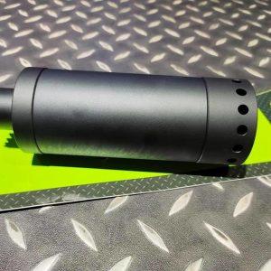 LCT AEG 滅音管(24×1.5mm右牙) PUTNIK Silenc AK 澤尼特 ZDTK