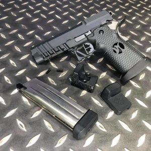 AW CUSTOM HI-CAPA 4.3 全金屬 瓦斯手槍含RMR WE系統 HX2602