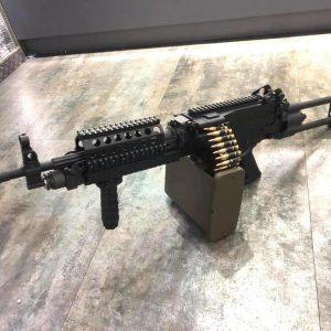 G&P MK46 Mod 0 (P.N.) 鋼製槍身 機槍 電動槍