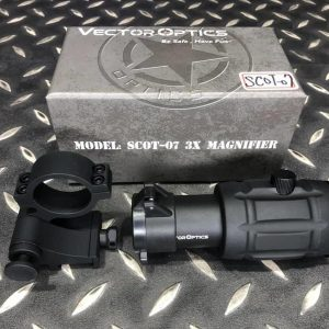Vector Optics 維特 翻蓋式 3倍瞄具放大鏡 SCOT-07-9