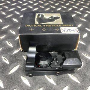 Vector Optics 維特 Phantom 1x23x34 內紅點 SCRD-13-R12