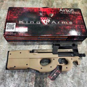 King Arms P90 AEG 電槍