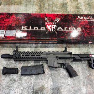 King Arms M4 Striker M-LOK CQB UltraGradeII運動版電槍