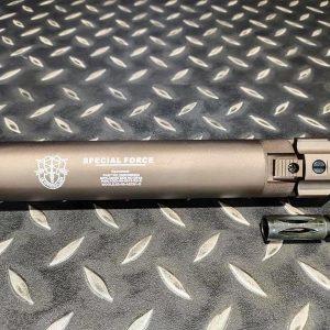 MP7A1 MP7專用 滅音管 沙色 AF-SI0037