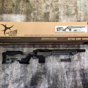 Action Army AAC T10 空氣狙擊槍 短版 RG色 VSR系統