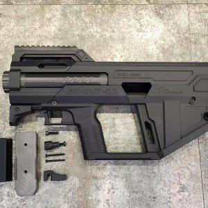 SRU M11犢牛改裝套件 BUP11 黑色 SR-BUP-11-BK