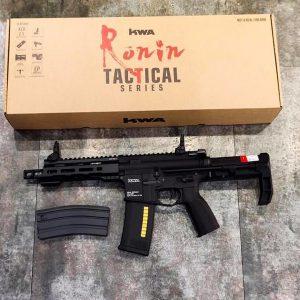 KSC KWA 雙彈匣版本 RONIN T6 PDW 電動槍 AEG 2.5代 全金屬