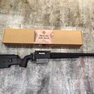 楓葉精密 Maple Leaf MLC 388 ( VSR系統 ) 空氣狙擊槍 黑