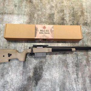 楓葉精密 Maple Leaf MLC 388 ( VSR系統 ) 空氣狙擊槍 TAN 沙