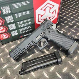 AW CUSTOM HI-CAPA 5.1 GBB 第三型 單連發 全金屬 瓦斯手槍 WE系統 AW-HX2033