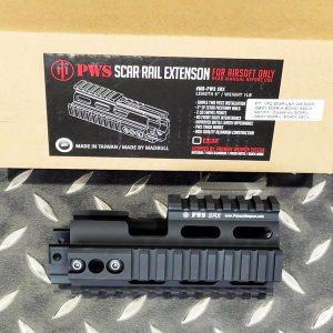 MADBULL 瘋牛 PWS SCAR RAIL EXTENSON 授權魚骨 VFC WE SCAR-L