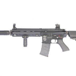 BOLT B4 DEVGRU SILENCER BK 黑色 後座力 BLOWBACK 電動槍