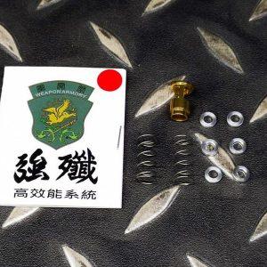 軍需堂 WE 強殲系統 M4 T91 SCAR MP5 GBB 長槍 單連發專用  WE001