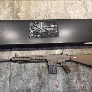 VFC KAC M110 SASS GBB 全金屬 瓦斯狙擊槍 不含滅音管
