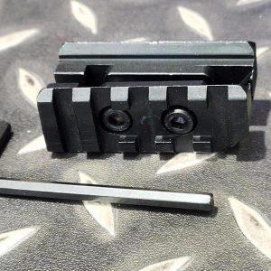 Vector Optics 維特 90度 三角 準星 魚骨 夾具 外掛 SCRA-22