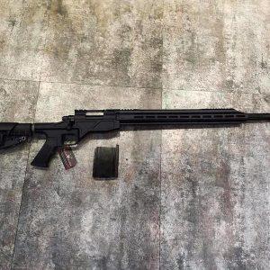 King Arms TWS Model M700 GBB 瓦斯狙擊步槍 黑色