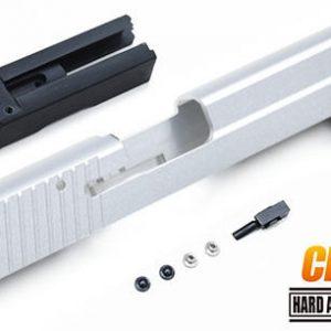 警星 GUARDER MARUI 馬牌 P226/E2 CNC 鋁合金滑套組 (霧銀色/後期版刻字) P226-47(SV)