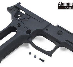 警星 GUARDER MARUI 馬牌 P226 E2 鋁合金下槍身(無刻印/黑色) P226-63(B)
