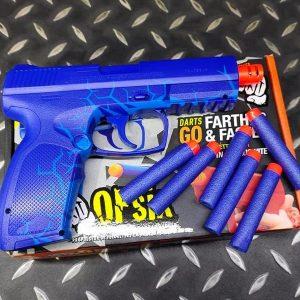 UMAREX REKT OPSIX PPQ 決戰系列 BLUE GUN CO2手槍 類NERF 附六發彈鏢