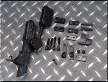 IPSC 槍套 CRSPEED款 黑色下標區 CL7-0021-BK
