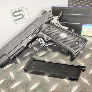 EMG SAI 1911 RED 2011 DS GBB 瓦斯手槍 真槍授權 WE系統 EMG-PT-0015