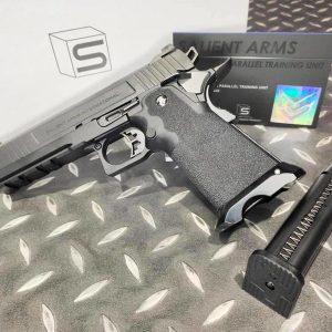 EMG 2011 SAI RED-H 5.1 GBB 瓦斯手槍 真槍授權 WE系統 EMG-PT-0016