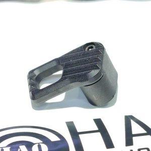 HAO M4 / AR15 GBB 鋁製加大 彈匣釋放鈕 加長版 真品規格 HAO-05