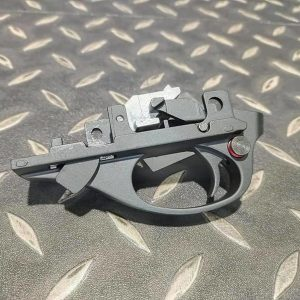 Golden Eagle 金鷹 M870 瓦斯霰彈槍 合金 扳機組 (黑色) JG-MC-108