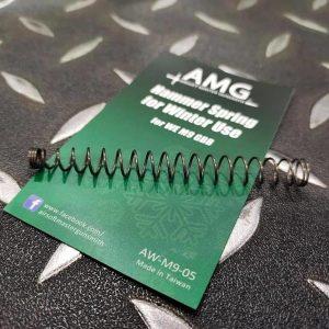 AMG 抗寒擊槌簧 WE M9 GBB AW-M9-05