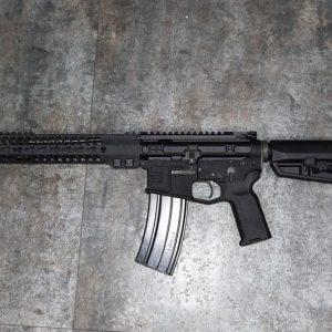 SLR GBB 成槍 SLR HELIX 9.7吋 KEYMOD魚骨 CNC 鋁切削授權槍身 VFC系統 附軟式槍箱
