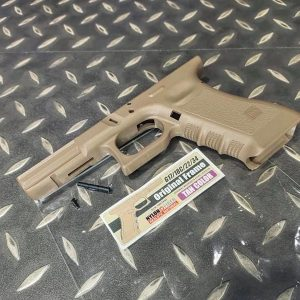 警星 GUARDER UMAREX G系列 GLOCK 用新世代強化槍身 (美版字様/沙色) GLK-100(FDE)