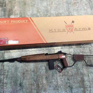 King Arms M1A1 Carbine 傘兵版 實木折托 全金屬 CO2槍