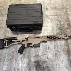 ARES MSR303 可快速分解收納 手拉空氣狙擊槍 沙色