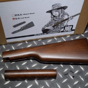 Umarex M1894 牛仔槓桿式馬槍 木質槍身 槍托 套件 栓木