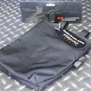 警星 GUARDER 腰掛彈匣回收袋 (黑色) P-03C(BK)